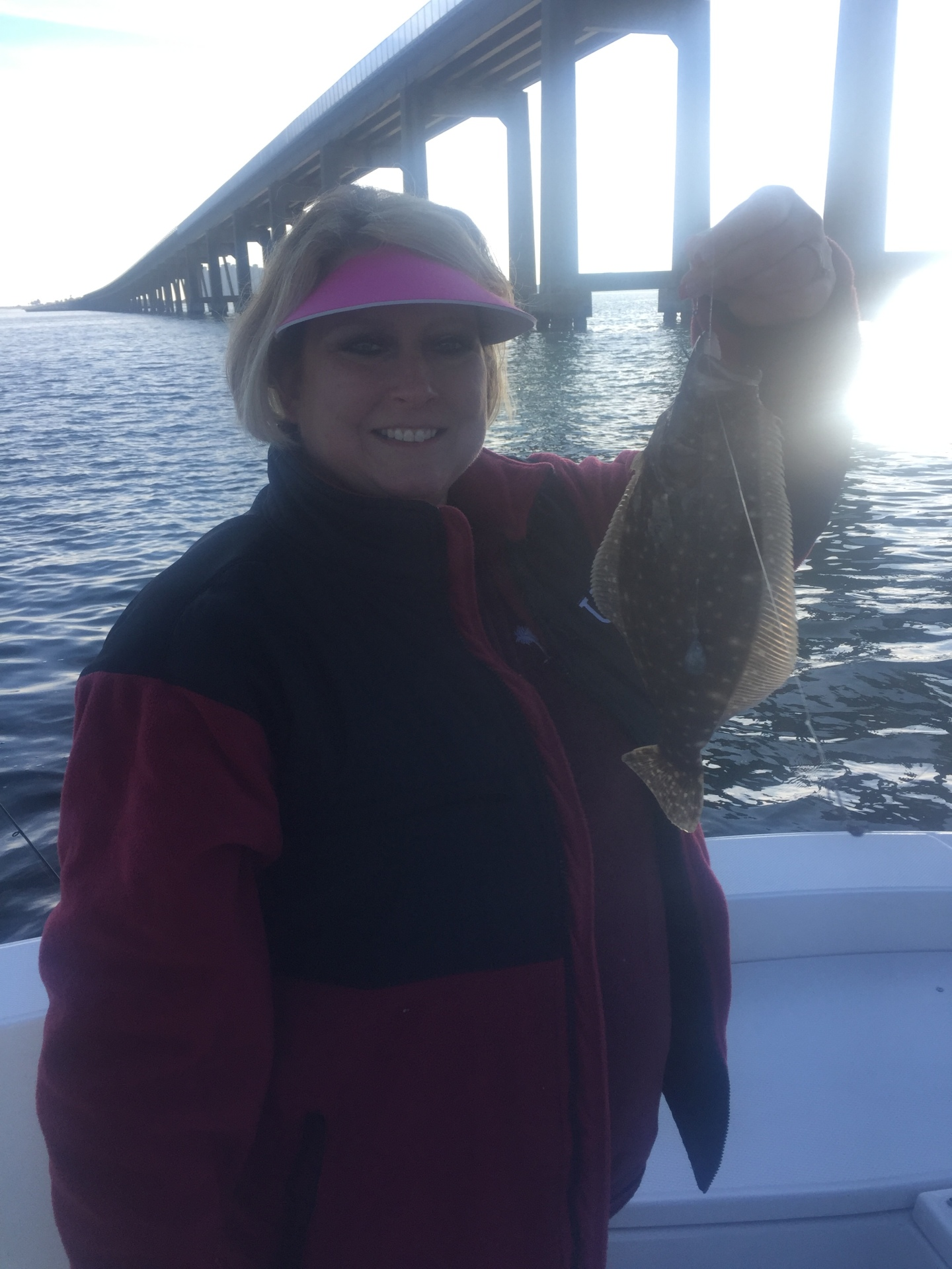 Nice flounder from Navarre FL