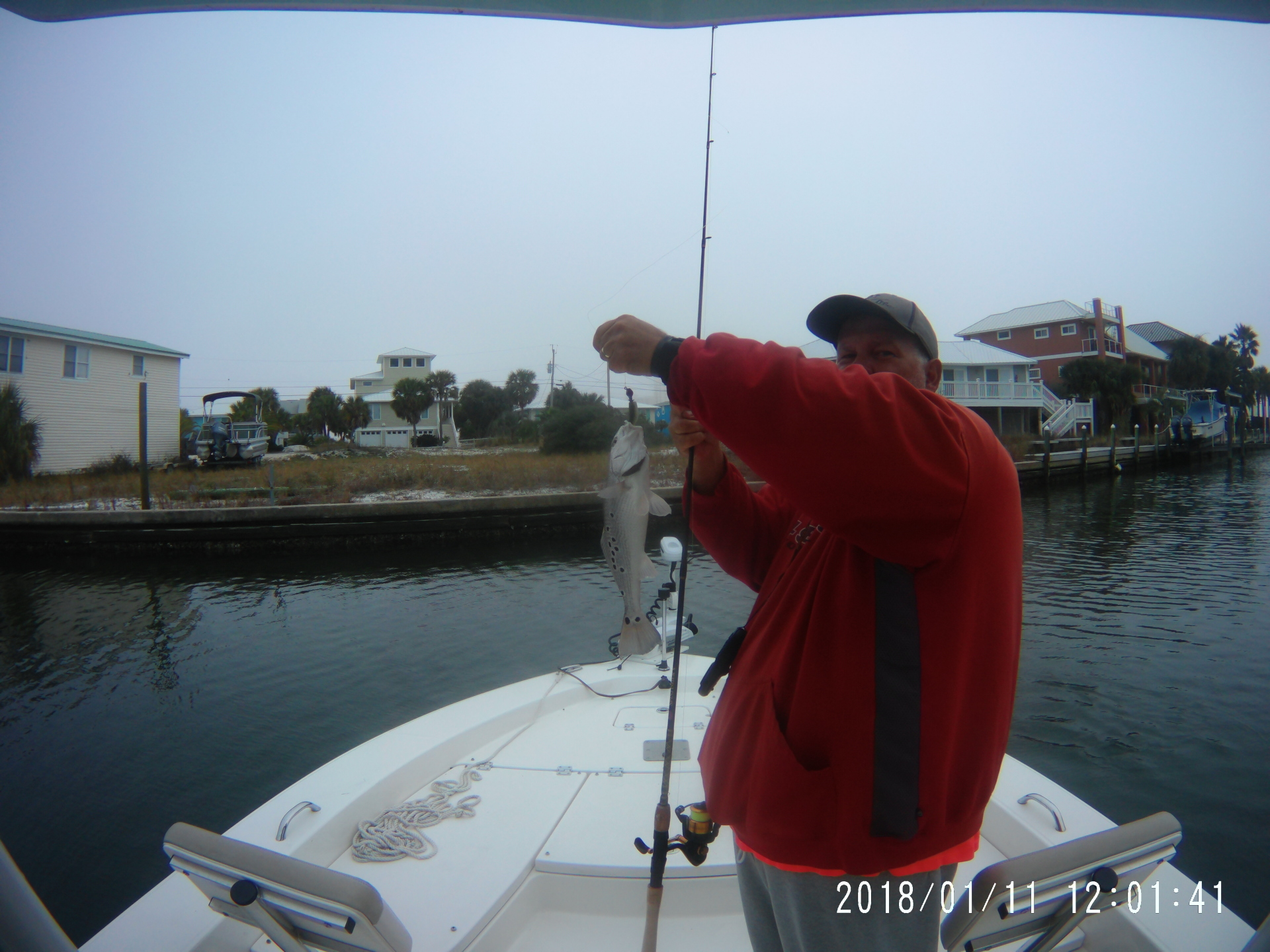 2hr Navarre fishing trip
