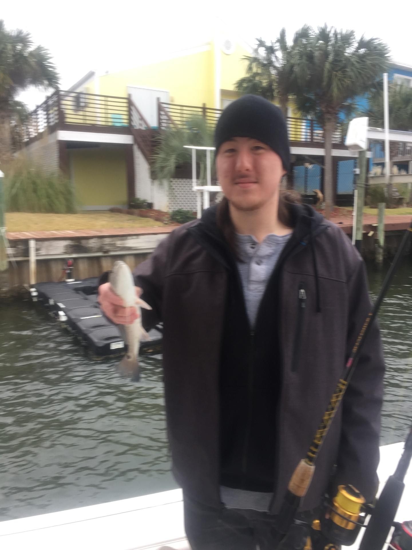 Navarre fishing trip 2017