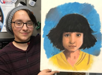 Portrait drawing classes