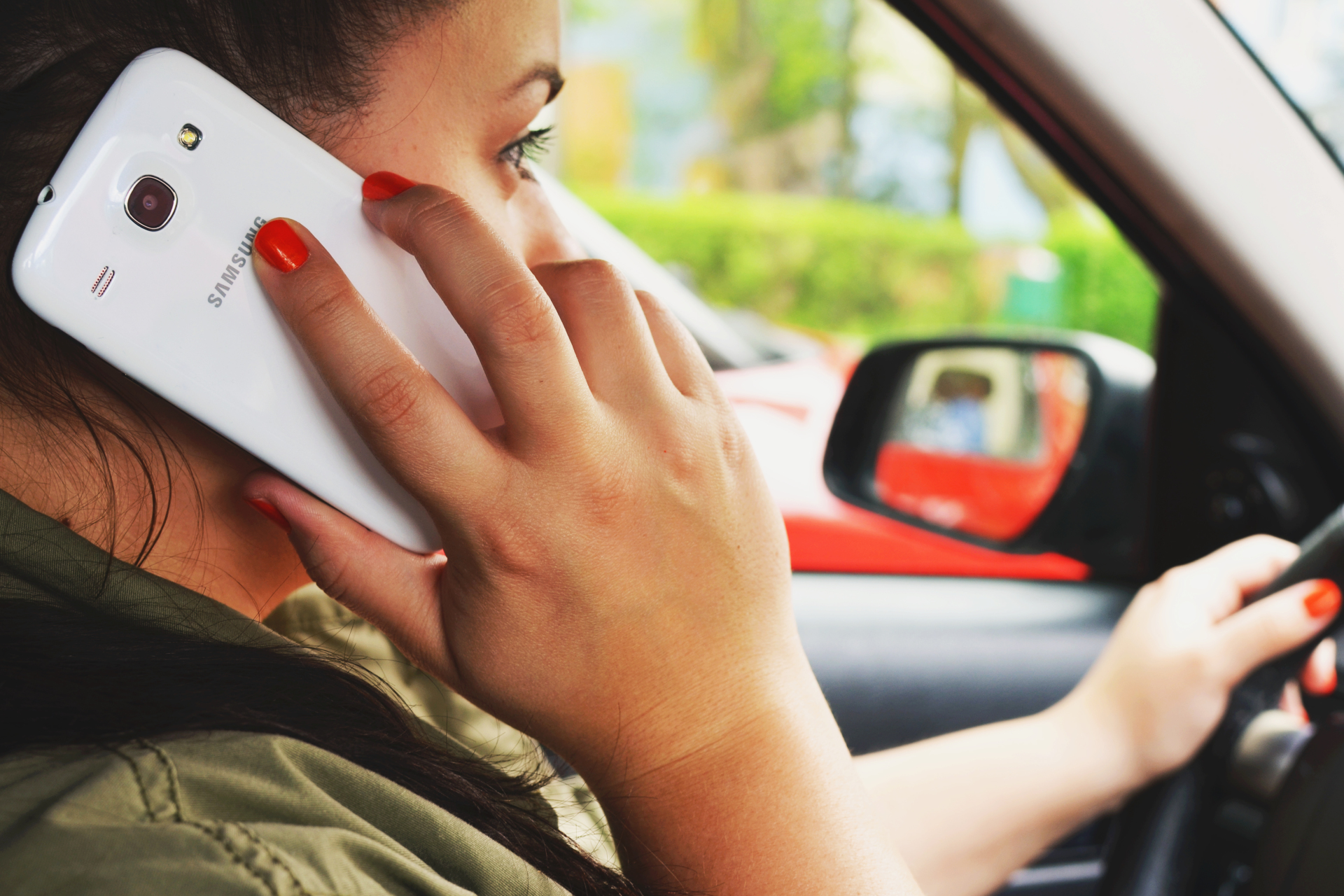 Distracted Driving Continues to Cause Crashes