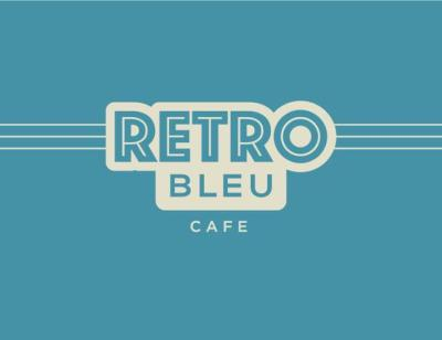 Retro Bleu Cafe