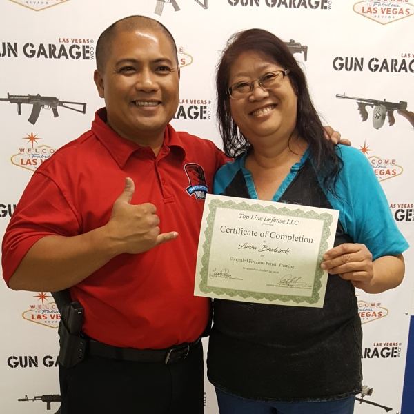CCW course Oct. 2016