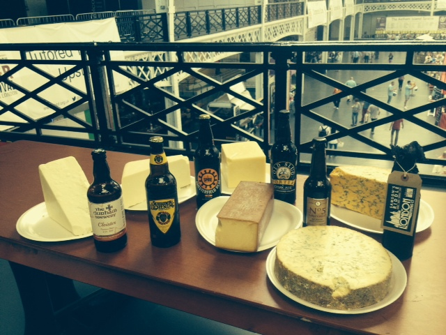 Cheese and beer is one of the oldest combinations of beer and food