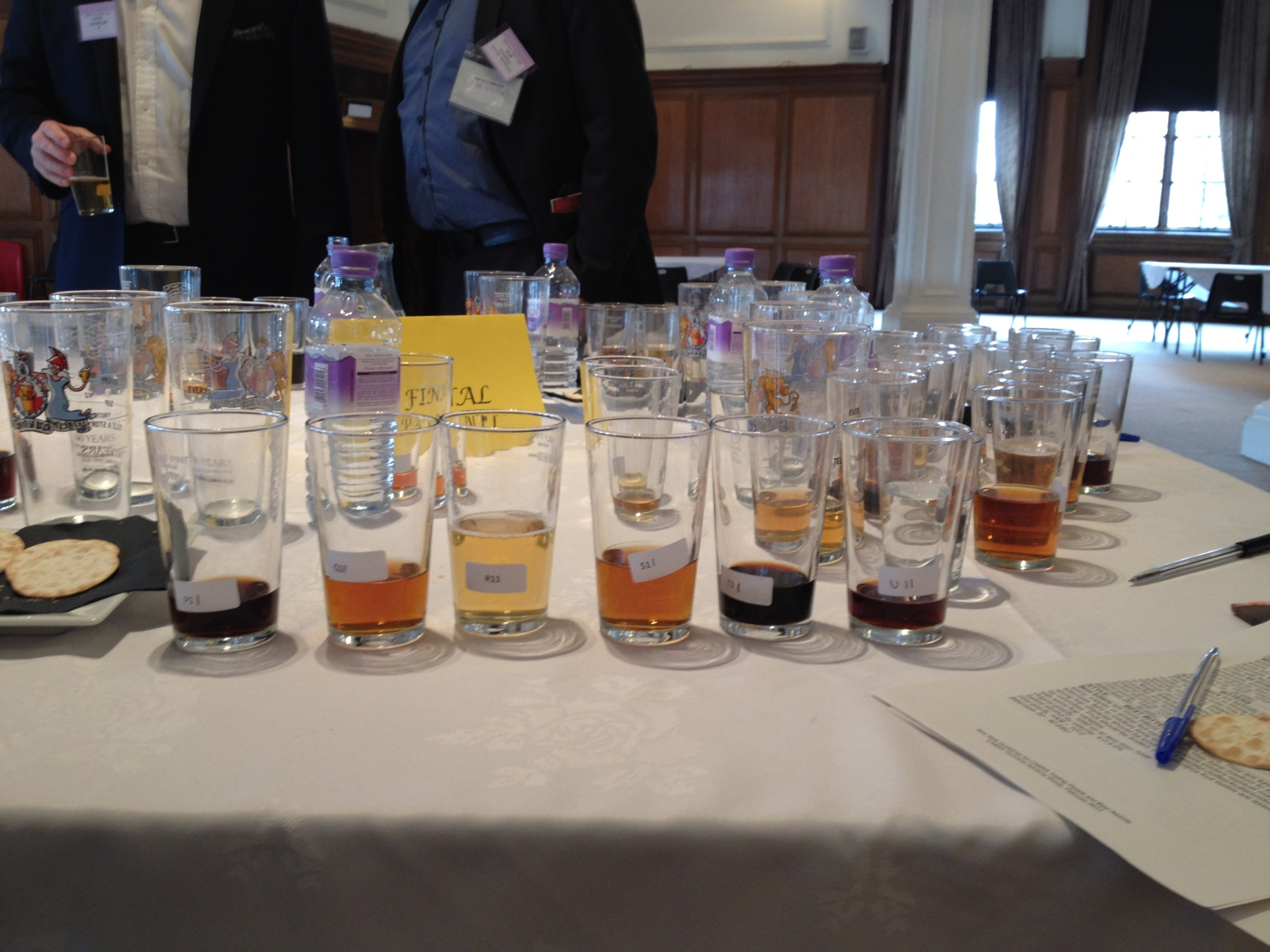 How CAMRA's Champion Beer of Britain is chosen