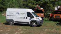 Unité mobile pour l'installation sur la route