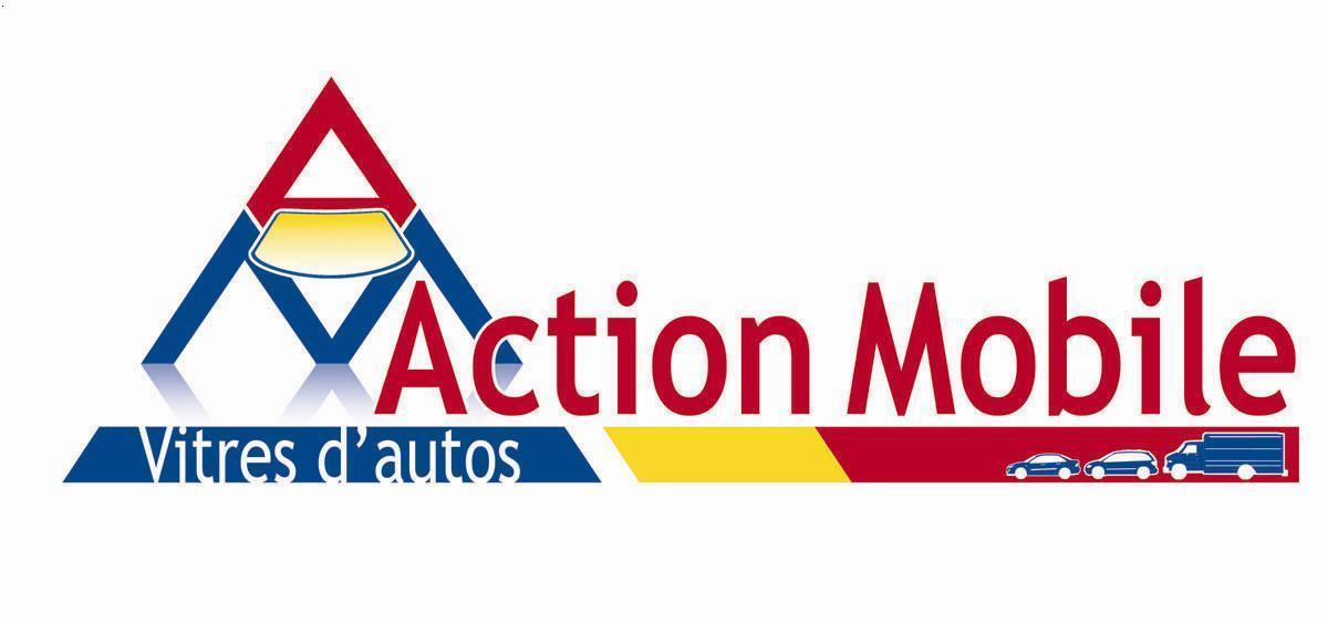 Action mobile vitre d'autos, camions, machineries