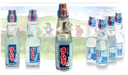 รามูเน่ รสธรรมชาติ ฟุรุซาโต้ (Ramune original flavor)
