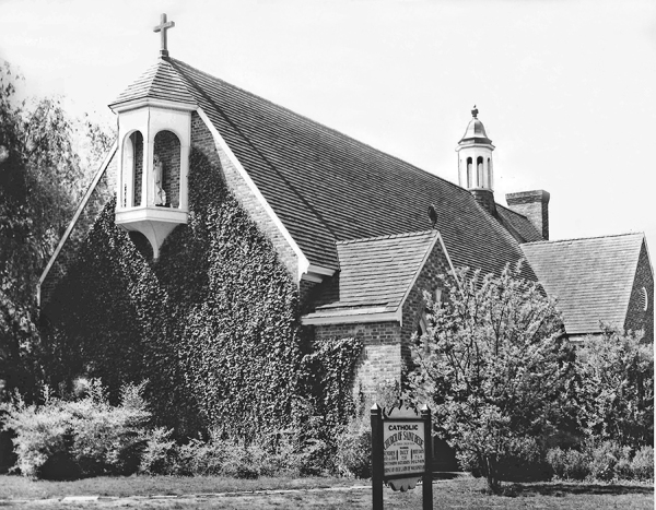 Historic Saint Bede Catholic Church