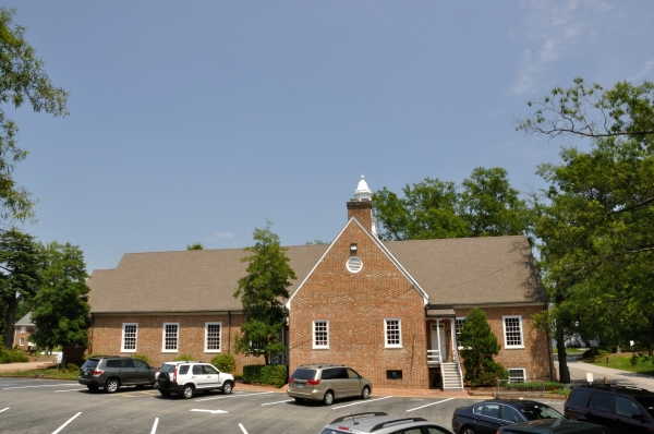 The National Shrine of Our Lady of Walsingham, Williamsburg, VA