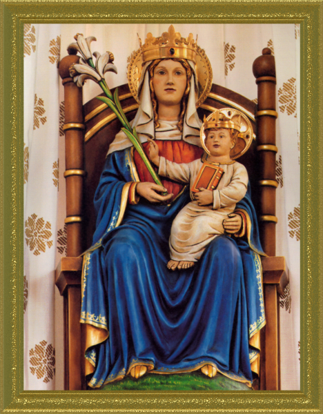 The National Shrine of Our Lady of Walsingham, England