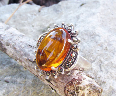 WITCHES BOON - Enchanted Ring - Witchcraft, Witch Goddess, Strengthen Magic, Receive Spiritual Blessings, Connect to Nature