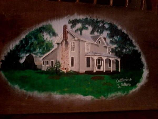 Homestead Painting