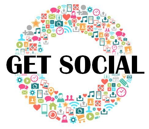 Support your friends businesses on social media