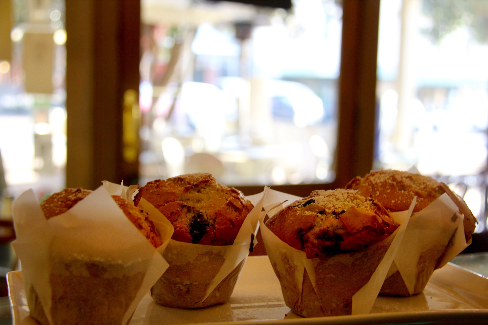 Muffins of the Day