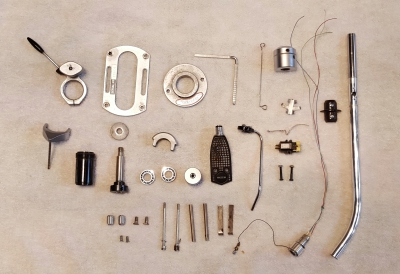 SME 3009 tonearm