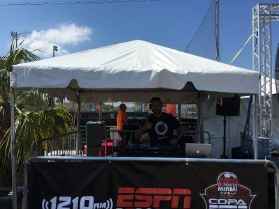 COPA ESPN 2016 MIAMI FL