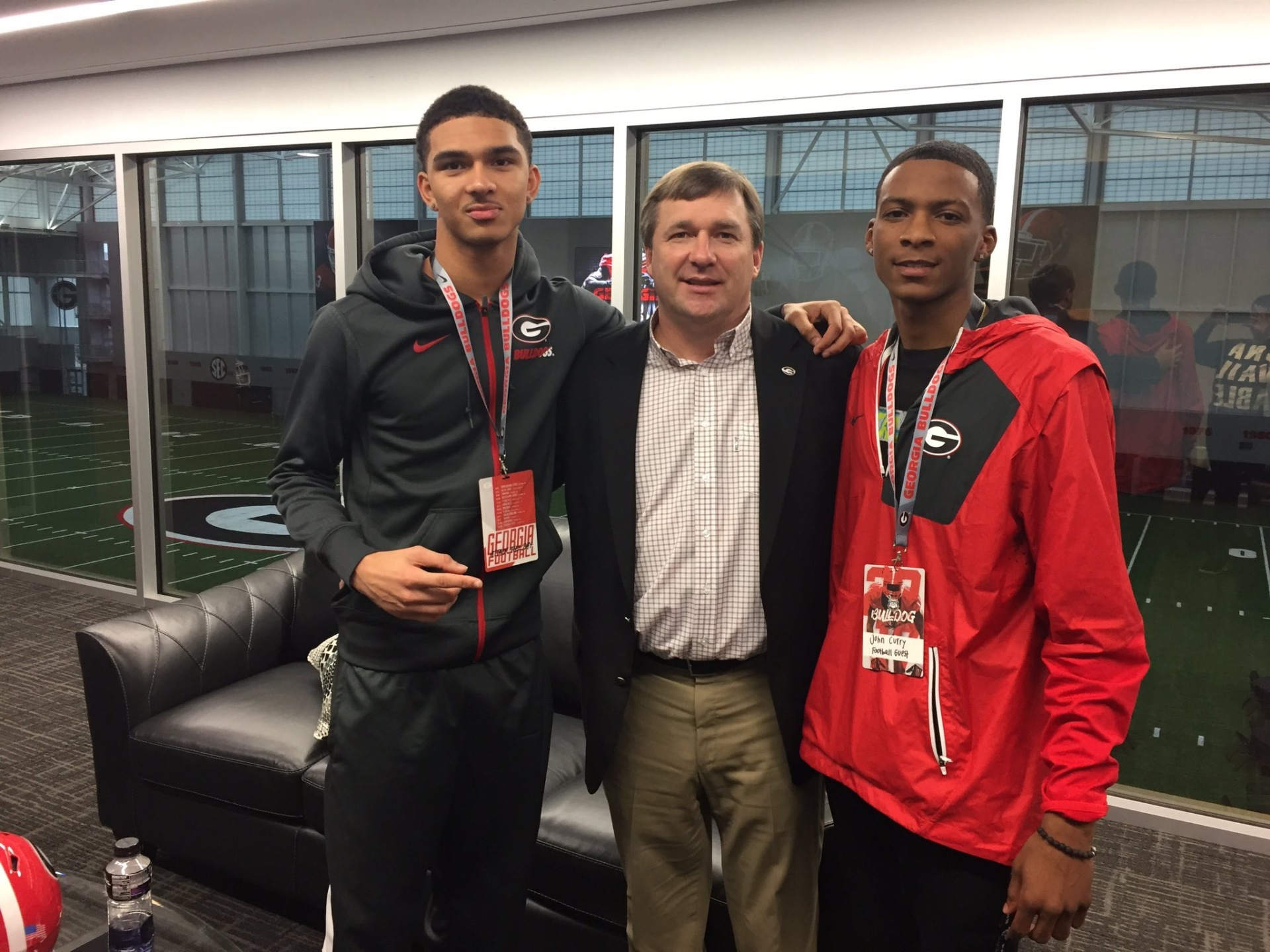 Coach Smart at UGA
