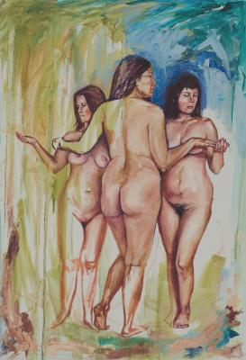 Three Muses II