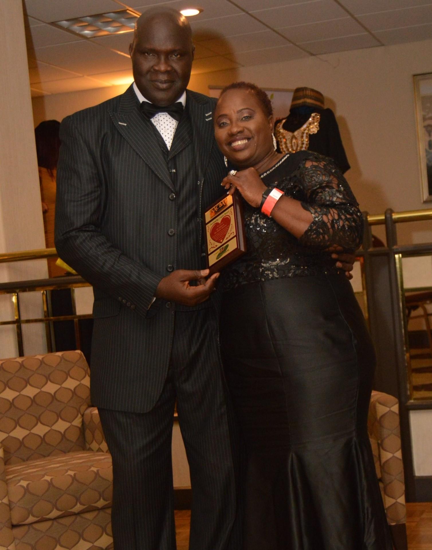 Mr. Adebisi & Mrs. Bunmi Adeniran