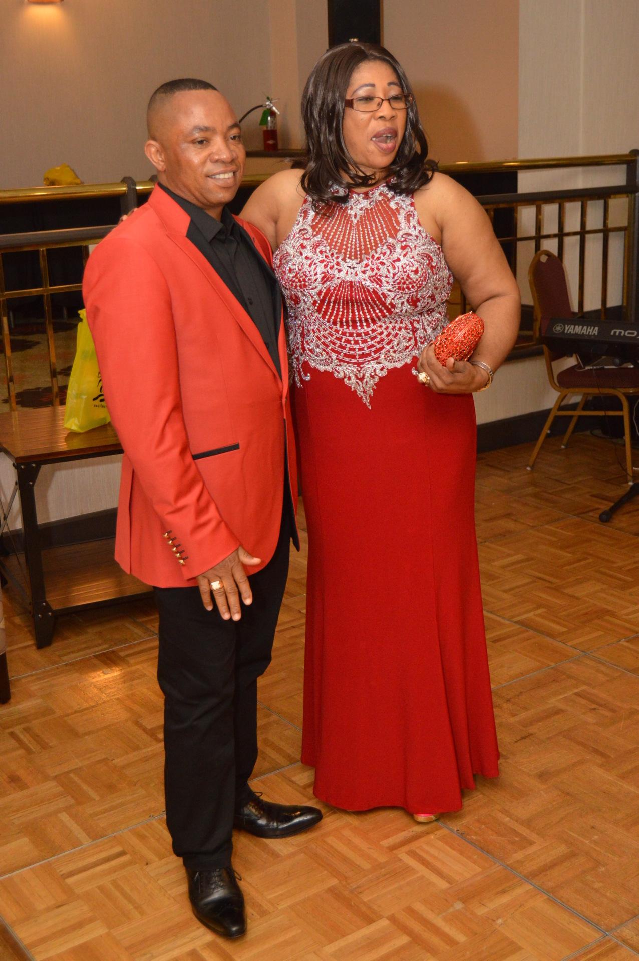 Prince Allwell & Princess Nkechi Nwandu