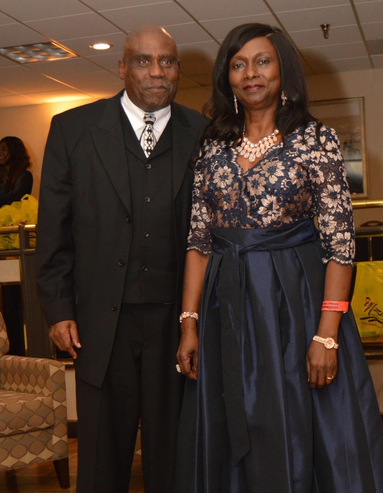 Mr. Abayomi & Mrs. Yinka Jeyifous