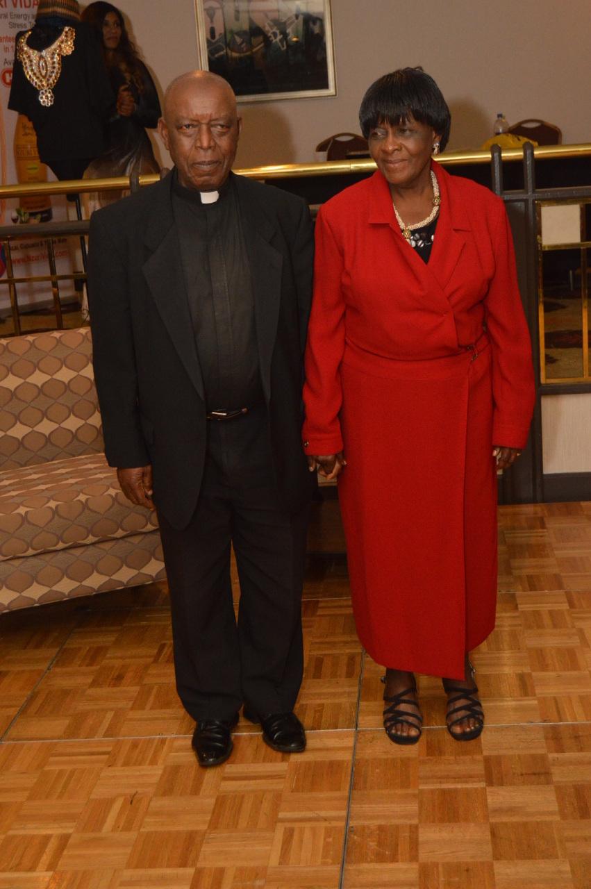 Rev, Canon Simon & Dr. (Mrs.) Felicia Omeke