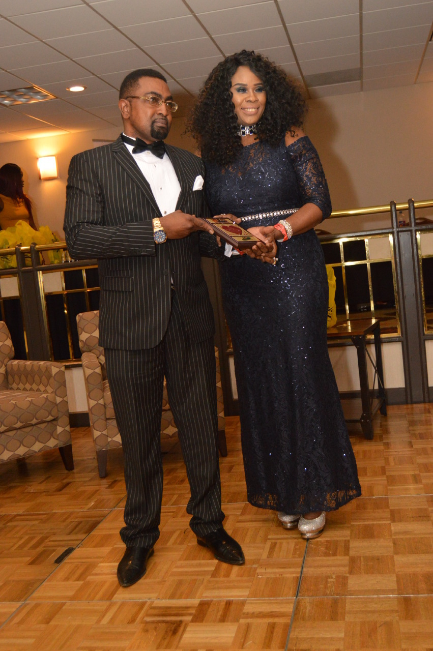 Mr. Austin & Mrs Jennifer Adaba-Hansel