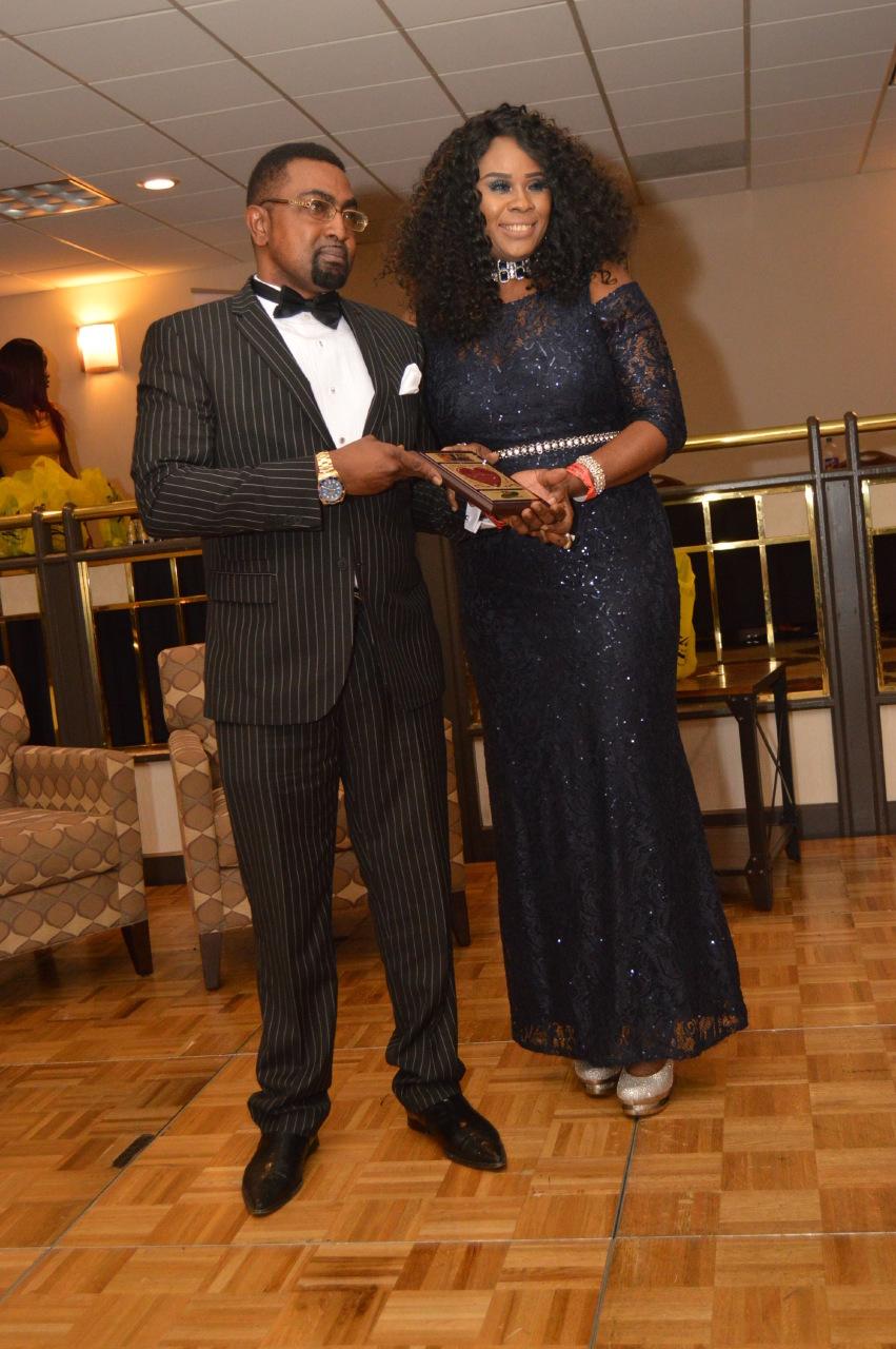 Mr. Austin & Mrs Jennifer Adaba-Hansel