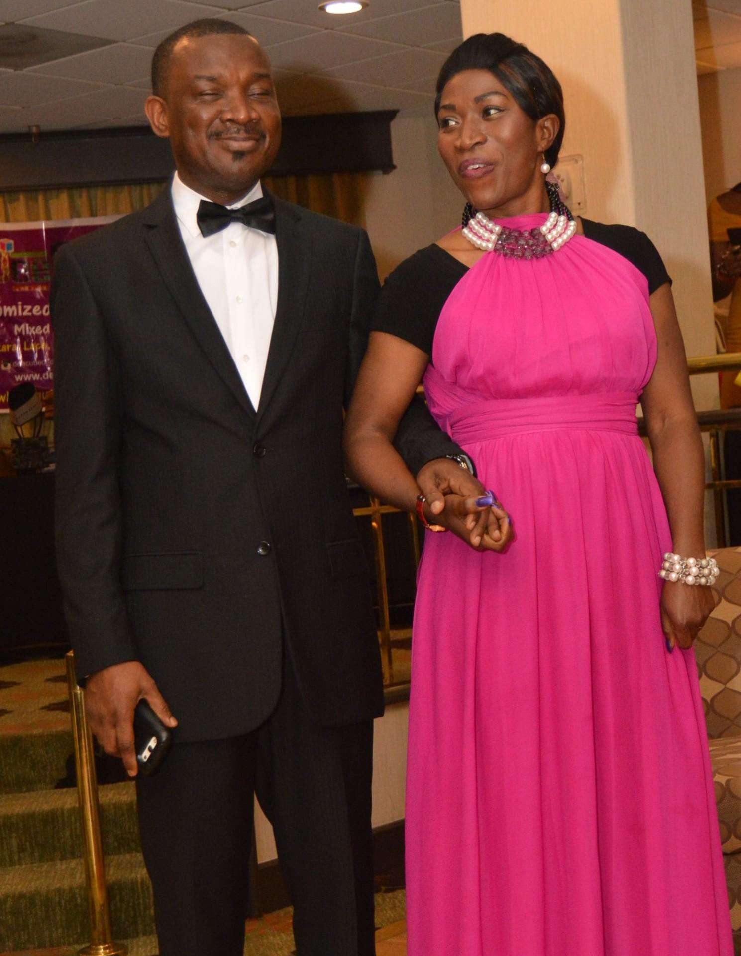 Mr. John & Rev. Blessing Igbokwe