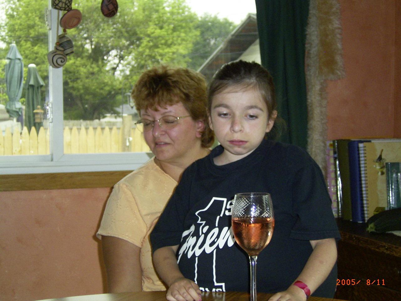 Mom and Amber