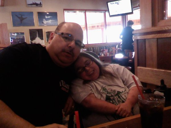 Daddy and Amber