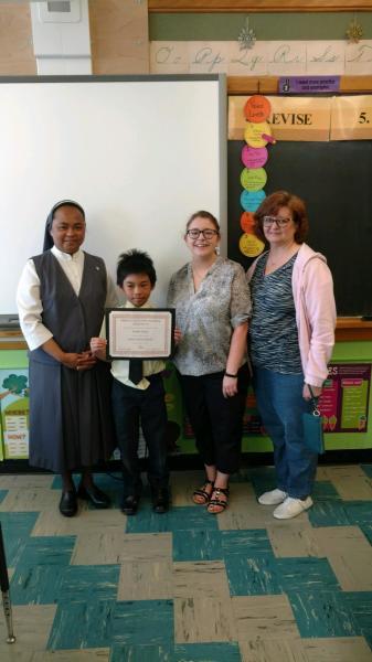 Amber Louise Elchert Foundation Scholarship