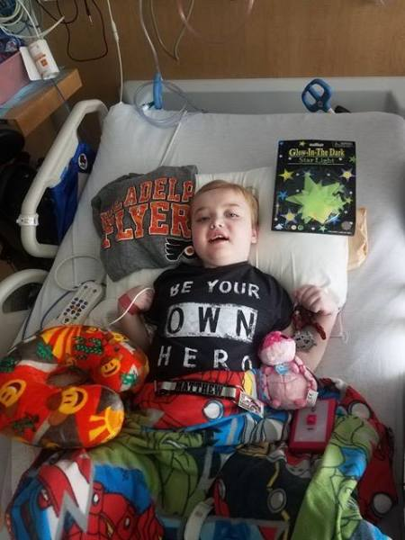 Amber's Package of Love Kid, Matthew (Ohio)