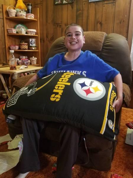 Amber's Package of Love Kid, Dakota (Iowa)