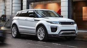range rover new model