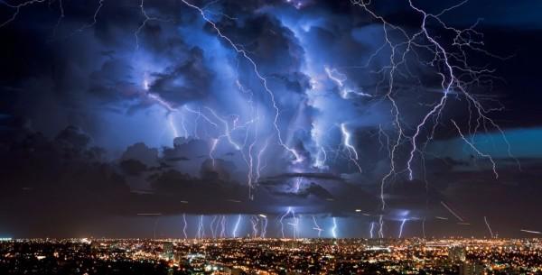 Astraphobia رهاب العواصف الرعدية