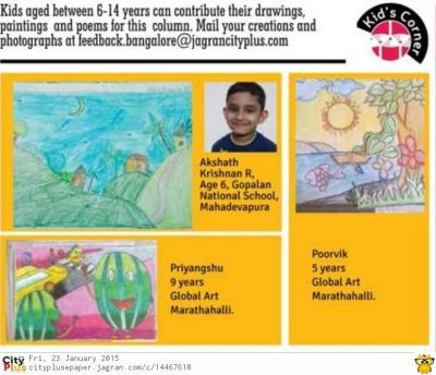 Child art featured