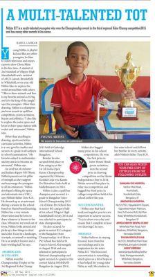 National Champion 2016 talks