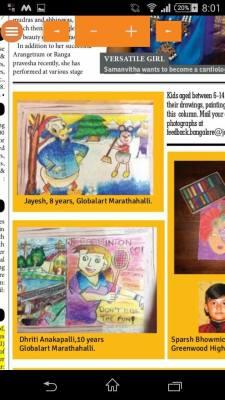 Children Art Feature