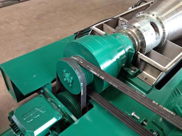 LW decanter centrifuge gearbox