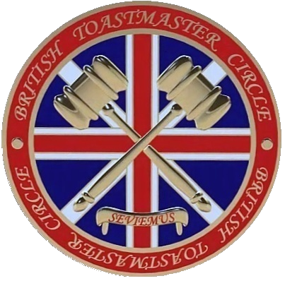British Toastmaster Circle Logo