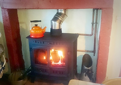 Solid fuel fires