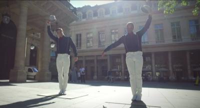 Aurel & Sam les claquettistes de Paris - spectacle - Tap Dance show