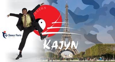 Kenji Igus Stage de claquettes Tap Dance Paris