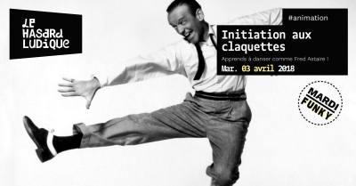 Fred Astaire - Tap Dance Paris - Danse claquettes