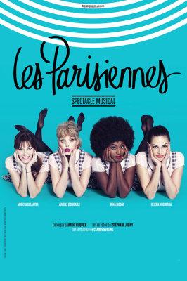 Les Parisiennes aux Folies Bergere - Duo Claquettes Lehmann et Champagne