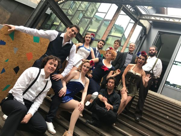 Paris Tap Orchestra - Show claquettes