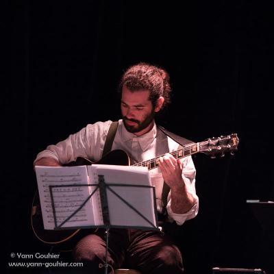 Paris Tap Orchestra - Guitare