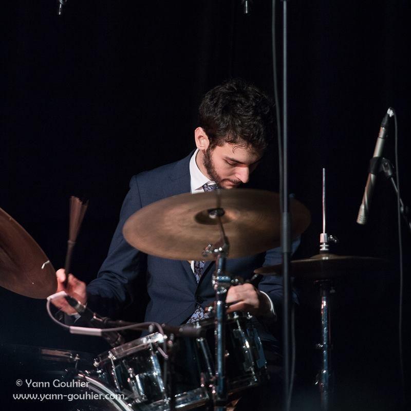Paris Tap Orchestra claquettes